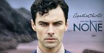And Then There Were None [Philip Lombard] / Ten strangers are invited to an island by a mysterious host, and start to get killed one by one. Could one of them be the killer?  Aidan Turner plays the role of Philip Lombard.