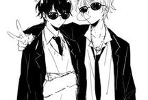 #The Anime Squad / #Keep calm...  Anime & the Squad  R Awesome:)