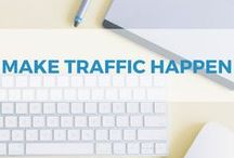 / MAKE TRAFFIC HAPPEN PINS / SEO basics, SEO strategy and social media support articles. Everything ever published on Make Traffic Happen.