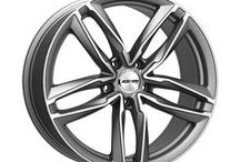 Atom - Alloy Wheels / Dedicated to Audi enthusiasts // Designed by drawing inspiration from the unique character of the four-ring company, Atom has an innovative and very elegant design, intended primarily for Audi enthusiasts who refuse to compromise.