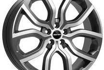 """Evos - Alloy Wheels / Dedicated to Evoque / Discovery enthusiasts // Designed and inspired by the unique traditional style of the house in Coventry, Evos show a design """"custom made"""" for all Range Rover Evoque and Discovery... with that extra touch."""