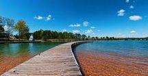 Living in Lake Martin, Alabama