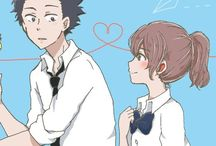koe no katachi // a silent voice