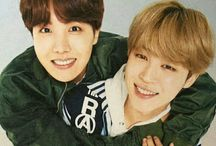 jihope / hopemin / the only ship that matters