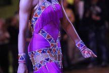 Ballroomdancing latin dresses
