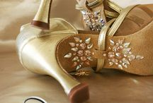 Ballroomdancing shoes