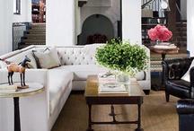 H O M E   |living room| / by Heddy Herron