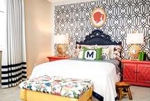 H O M E   |kids room| / Kid bedrooms / by Heddy Herron