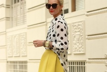 STYLE  |her| / Colorful Fashion / by Heddy Herron