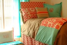 Dream Bedding/Textiles / by Becky DeVries