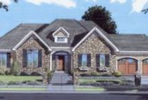 New House Plans / Fresh off the drawing board! Check out our newest house plans from this country's leading architects.  Designed by our award-winning team we offer innovative layouts with attractive interior and exterior features. Whether your taste is traditional or contemporary you will find a suitable style to fit your needs. Check out our full collection of new house plans here http://www.dfdhouseplans.com/plans/newplans/  / by DFD House Plans