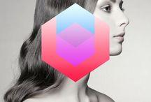 Visuals / Visual design and the elastic mind.