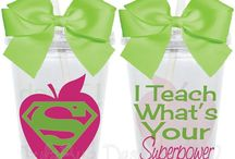 Great Gifts  . . . GREAT Teachers / by Valerie Michelle