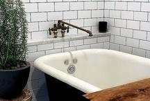 H O M E   |bathroom| / by Heddy Herron