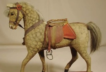 Vintage & Antique Toys / by Mickey Yardley