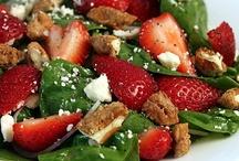 Salads / by Mickey Yardley