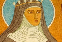 Saint Hildegarde von Bingen~1098-1179 / A  medieval woman of great wisdom, grace and song.