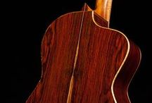 Left Handed Acoustic Guitars / For you lefties out there - high-end custom acoustic left-handed guitars built by NC luthier Jay Lichty