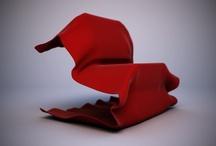 furniture / by Alberto Rezende