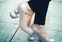 Footwear Fails / by Judy Warner