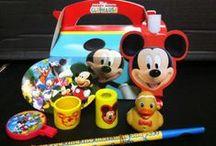 Disney Souvenirs & Memorabilia / by Judy Warner
