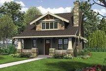 Small House Plans / Here are some of our most popular small house plans. These eco-friendly, functional homes pack a lot of amenities into a small footprint. Browse our full collection of Small House Plans featuring everything from 1-bedroom cottages to 3-bedroom contemporary designs and everything in-between at http://www.dfdhouseplans.com/plans/small_house_plans/ / by DFD House Plans