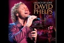 All Things David Phelps! / Videos, photos...anything to do with this amazing singer! / by Judy Norris