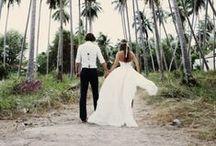 I  D O / Classic White Wedding Theme