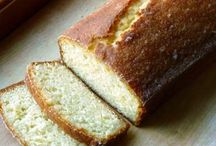 "Tea Cakes & Loaves / Breads, cakes, and loaves that are unfrosted and ""plain""."