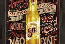 beer design o/ / packing beer / by Camilla Florez