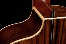 Crossover Guitars, custom guitars by NC luthier Jay Lichty