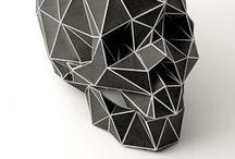 Skulls / Creative ways to look further.