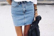 Outfits - vår/sommar