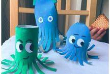 DIY KIDS / Des idées à réaliser avec vos enfants. Ideas for you and your kids.
