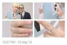 *•*NAMJIN*•* <3 / RapMonster + Jin