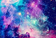 Galáxias, filtros dos sonhos...