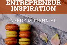   Entrepreneur Inspiration    / Entrepreneur quotes, ideas, and inspiration. Get your business going!