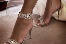 Inspiration - Wedding shoes / Amazing shoes for your wedding day
