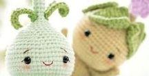Amigurumi Crochet Patterns / Amigurumi projects and ideas. Make amigurumi toys, amigurumi gifts, and more!