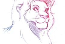 Disney drawings / It will be a full with Disney drawings