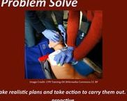 Problem Solve / Make realistic plans and take action to carry them out.
