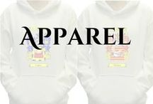 apparel / This board has all the different apparel items we offer. To purchase your Coat of Arms on an apparel item visit our site (houseofnames.com)