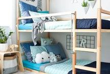 Beautiful Habitats / Beautiful home decor // Large and small spaces // Home decorating ideas