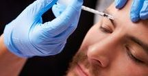Cosmetic Procedures for Men / Aesthetic and Cosmetic procedures for men from head to toe