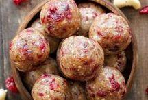 Barres céréales + Balls / Des petits snacks au format barres ou balls.