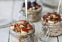 Porridges / Recettes de porridges.