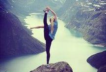 Yoga et bien-être / Inspiration de yoga et de bien-être