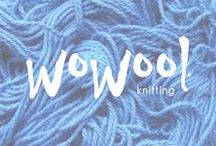 WoWool / Hand knitted fashion. Pure Wool & Pure Love. knitted leg warmers, yarn scarves, wool hats and beanies, knitted slippers.