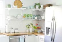 Kitchen. / by Claire Parker