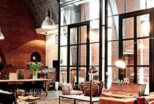 Yeah, I could live there / Wanna be my roommate?  #Interior #Exterior #Lighting #Windows #Architecture #Decorating #Furniture #Style #Modern #Loft #Home #Decorate #Design #DIY #OpenHouse #Art #Indoor #House #Rug #Paint #Feel #Industrial #Spacious #Comfort #makesmewander